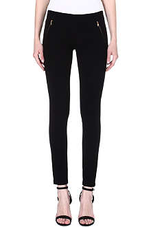 EMILIO PUCCI Zip-pocket leggings