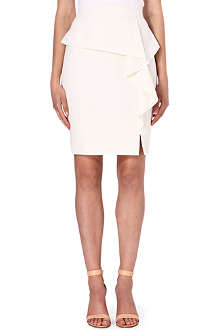 EMILIO PUCCI Ruffle-front skirt