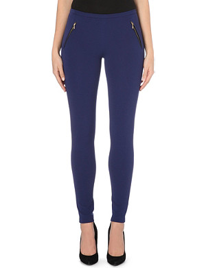 EMILIO PUCCI Punto stretch-jersey leggings