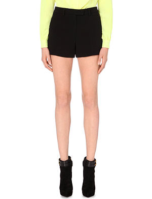 EMILIO PUCCI Tailored crepe shorts