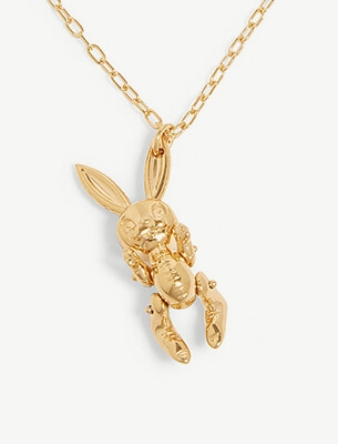 Ambush Bunny necklace