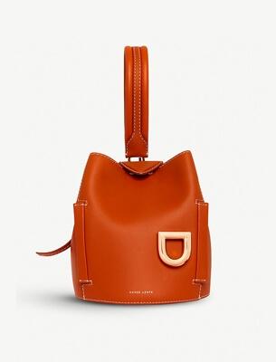 Tan bags
