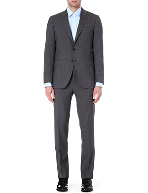 LANVIN Attitude wool suit