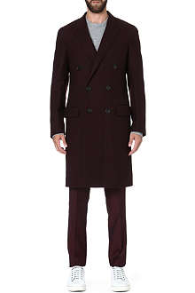 LANVIN Wool overcoat