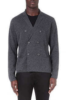 LANVIN Milano double-breasted cardigan