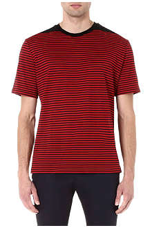 LANVIN Thin stripe t-shirt