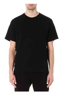 LANVIN Neoprene sweat t-shirt