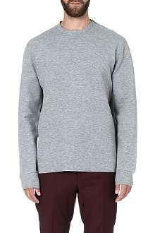 LANVIN Cotton-blend sweatshirt