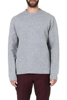 LANVIN Cotton-blend sweatshirt