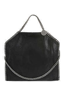 STELLA MCCARTNEY Falabella triple-chain tote