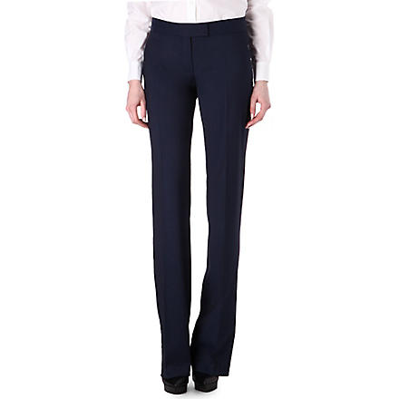 STELLA MCCARTNEY Jasmine trousers (Navy