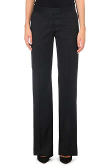 STELLA MCCARTNEY Jasmine straight-leg trousers