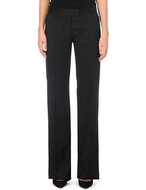 STELLA MCCARTNEY Jasmine straight-leg trousers