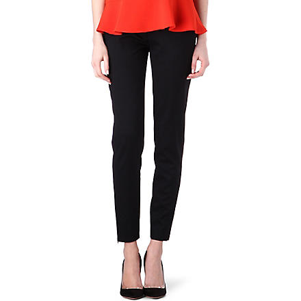 STELLA MCCARTNEY Valeras trousers (Black