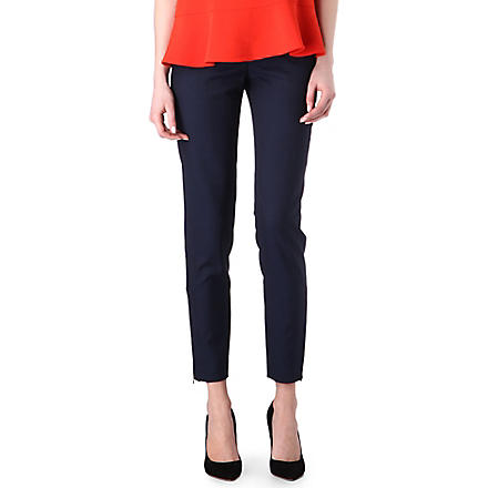 STELLA MCCARTNEY Valeras trousers (Navy