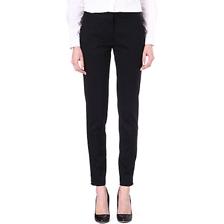 STELLA MCCARTNEY Velez trousers (Black