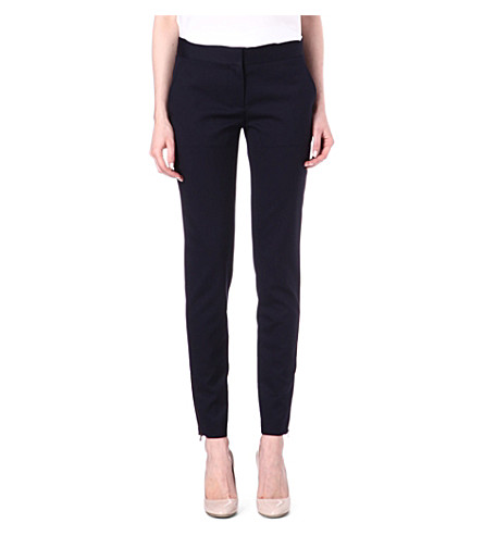 STELLA MCCARTNEY Velez trousers (Navy