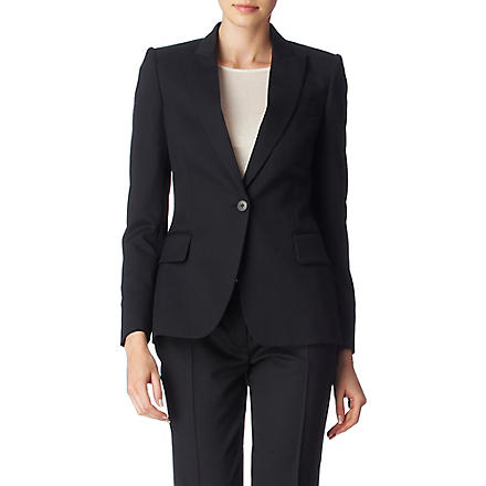 STELLA MCCARTNEY Iris suit jacket (Black