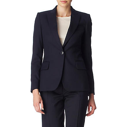 STELLA MCCARTNEY Iris suit jacket (Navy