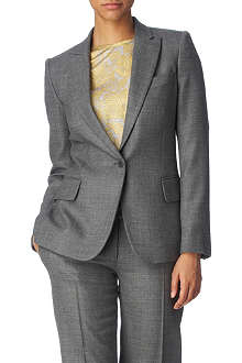 STELLA MCCARTNEY Iris textured suit jacket