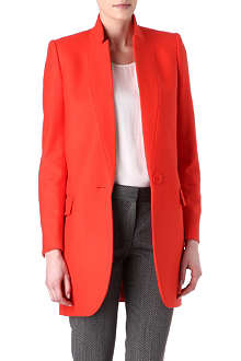 STELLA MCCARTNEY Crombie coat
