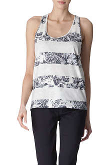 STELLA MCCARTNEY Flower print vest