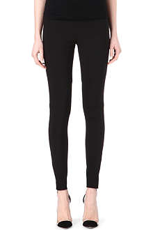 STELLA MCCARTNEY Zip-back leggings