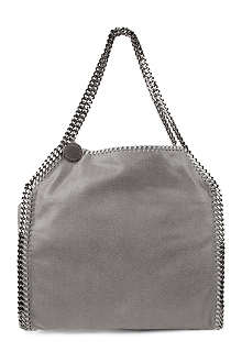 STELLA MCCARTNEY Fallabella medium faux-leather shoulder bag
