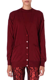 STELLA MCCARTNEY Merino cardigan