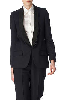 STELLA MCCARTNEY Triple-lapel tuxedo jacket