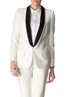 STELLA MCCARTNEY Triple lapel blazer