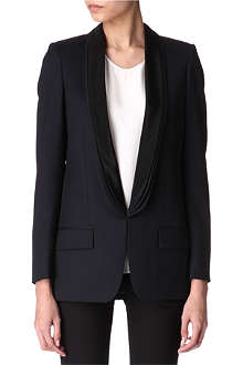 STELLA MCCARTNEY Triple-lapel blazer