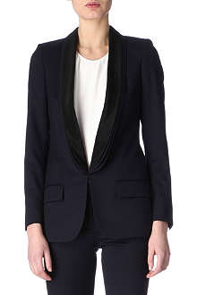 STELLA MCCARTNEY Mathilda triple-lapel jacket
