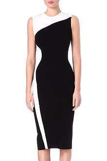 STELLA MCCARTNEY Illusion dress