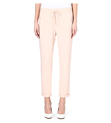 STELLA MCCARTNEY Classic jogging bottoms (Nude