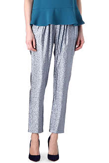 STELLA MCCARTNEY Sparkle jogging bottoms