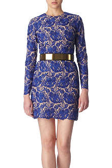 STELLA MCCARTNEY Embroidered lace dress