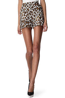 STELLA MCCARTNEY Leopard-print shorts