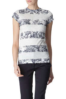 STELLA MCCARTNEY Flower-print t-shirt