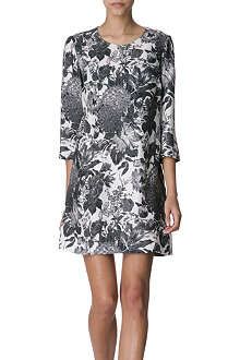 STELLA MCCARTNEY Floral-print dress