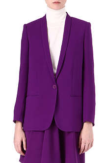 STELLA MCCARTNEY Single-button blazer