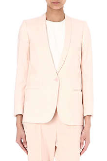 STELLA MCCARTNEY Mattea single-breasted jacket