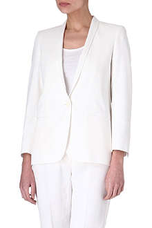 STELLA MCCARTNEY Washed satin blazer