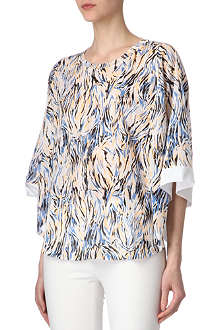 STELLA MCCARTNEY Contrast-back top