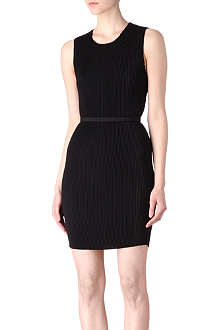 STELLA MCCARTNEY Ribbed sleeveless dress
