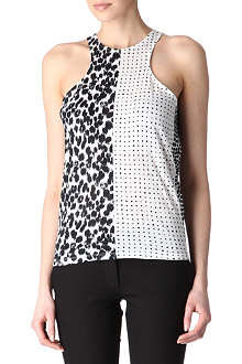 STELLA MCCARTNEY Printed vest