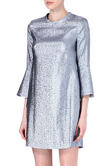STELLA MCCARTNEY Metallic dress