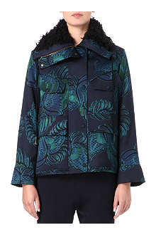 STELLA MCCARTNEY Frederica jacquard coat