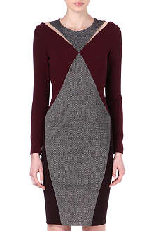 STELLA MCCARTNEY Colour-block dress