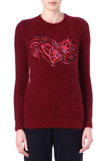 STELLA MCCARTNEY Embroidered jumper